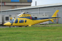 G-MEDX @ EGNX - New Air Ambulance based at EMA