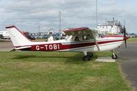 G-TOBI @ EGBG - Cessna 172 at Leicester