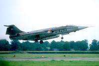 D-8293 @ EHVK - return after a recce mission. - by Joop de Groot