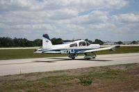 N127KJ @ LAL - Tiger AG-5B