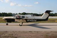 N145AA @ LAL - Piper PA-28RT-201T