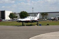 N151GS @ LAL - Piper PA-31T