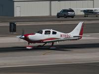 N1169J @ KSMO - N1169J departing from RWY 21 - by Torsten Hoff