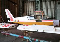 449 @ LFBD - Robin CE-43 'Guepard' preserved inside CAEA Museum... - by Shunn311