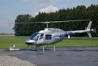 OE-XBS @ LOLS - Rotor Sky Bell 206