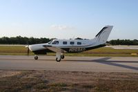 N269AD @ LAL - Piper PA-350