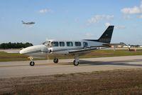 N331MB @ LAL - Piper PA-31-350