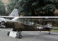 54-2447 @ WTN - L-21B Super Cub G-SCUB at the 1979 Waddington Airshow. - by Peter Nicholson