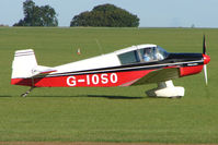 G-IOSO @ EGBK - Visitor to the 2009 Sywell Revival Rally - by Terry Fletcher