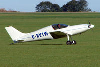 G-BVTW @ EGBK - Visitor to the 2009 Sywell Revival Rally - by Terry Fletcher