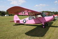 N4008A @ IA27 - Aeronca 7BCM - by Mark Pasqualino