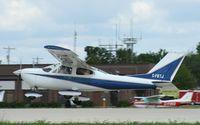 CF-BTJ @ KOSH - Cessna 177B - by Mark Pasqualino