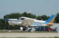 N1042X @ KOSH - Piper PA-28R-200 - by Mark Pasqualino