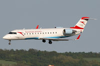 OE-LCJ @ LOWW - Austrian Arrows CRJ - by Andy Graf-VAP