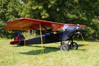N179K @ IA27 - At the Antique Airplane Association Fly In