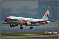 B-6001 @ VHHH - China Eastern Airlines - by Michel Teiten ( www.mablehome.com )