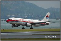 B-2398 @ VHHH - China Eastern Airlines - by Michel Teiten ( www.mablehome.com )
