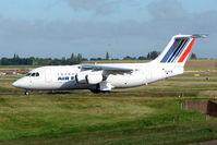 EI-RJB @ EGBB - Cityjet / Air France BAE146 at Birmingham