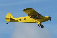 G-BKJB @ EGBB - Guest aircraft at Birmingham Airports 70th Anniversary celebrations