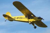 G-BTZX @ EGBB - Guest aircraft at Birmingham Airports 70th Anniversary celebrations
