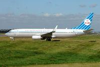 PH-BXA @ EGBB - KLM's Retro scheme B737 at Birmingham