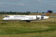 D-ACRN @ EGBB - Eurowings CRJ-200 at Birmingham UK