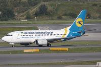 UR-GAK @ LOWW - Ukraine International 737-500 - by Andy Graf-VAP