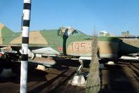 1953 - Kecel Military technical park, Hungary - by Attila Groszvald-Groszi