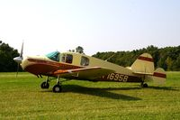 N7695B @ IA27 - At the Antique Airplane Association Fly In - by Glenn E. Chatfield