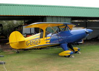 G-ENGO - COLORFULL SKYBOLT. BRIMPTON FLY-IN - by BIKE PILOT