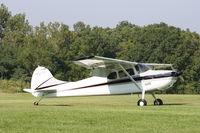 N3195A @ IA27 - Cessna 170B - by Mark Pasqualino