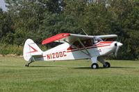 N1200C @ IA27 - Piper PA-22 - by Mark Pasqualino