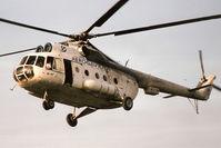 CU-H403 @ OFFAIRPORT - Aerogaviota MIL Mi8