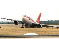 D-AHLB @ VIE - Hapag Lloyd Airbus A310