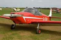 G-ATOH @ EGBK - Sywell Revival 2009 - by darylbarber2003