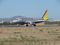 D-AGWB @ LPFR - German wings landing at FARO AIRPORT - by ze_mikex
