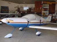 CS-XAC @ LPLG - ESQUAL a experimental plane - by ze_mikex
