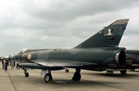 556 @ GREENHAM - Another view of the Mirage IIIE of EC 2/4 at the 1979 Intnl Air Tattoo at RAF Greenham Common. - by Peter Nicholson