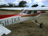 5H-IKA @ HTDA - 5H IKA at Dar es Salaam Tanzania - by Various