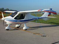N708JM @ I74 - MERFI fly-in - Urbana, Ohio - by Bob Simmermon