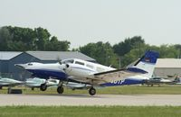 D-GDTP @ KOSH - Piper PA-34-200T - by Mark Pasqualino