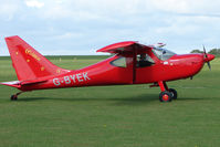 G-BYEK @ EGBK - Visitor to the 2009 Sywell Revival Rally