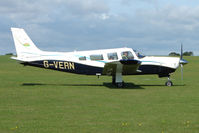 G-VERN @ EGBK - Visitor to the 2009 Sywell Revival Rally