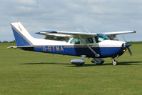 G-BTMA @ EGBK - Visitor to the 2009 Sywell Revival Rally