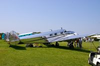 N2072 @ IA27 - At the Antique Airplane Association Fly In - by Glenn E. Chatfield