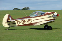 G-BEVS @ EGBK - Visitor to the 2009 Sywell Revival Rally