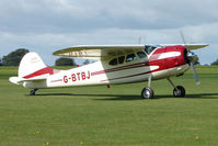 G-BTBJ @ EGBK - Visitor to the 2009 Sywell Revival Rally
