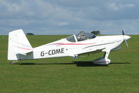 G-CDME @ EGBK - Visitor to the 2009 Sywell Revival Rally