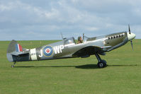 G-CCZP @ EGBK - Visitor to the 2009 Sywell Revival Rally