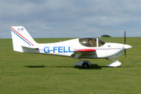 G-FELL @ EGBK - Visitor to the 2009 Sywell Revival Rally